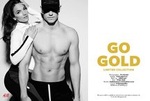Go Gold Budapest Hungary  / Go Gold limited collection
