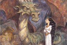 Misteriosos dragones