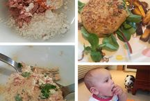 Baby led weaning recipes / Baby food