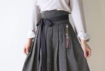 moda estilo oriental