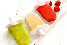 Dessert / ijs / Lekker dingen zelf maken