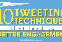 Twitter It / All Twitter tools and advice at your fingertips. / by Tiffany L. Litherland