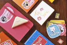 Lunchbox notes
