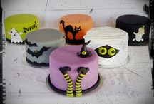 Cake - ideas (Halloween)