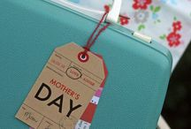 For Mom - Mother's Day / Gift and craft ideas to celebrate Mom. :)
