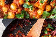 Vegeterian recipes