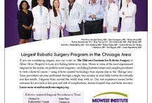 Robotic Surgery at Silver Cross Hospital