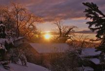 La Traversina Sunsets