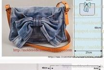 kabelky a střihy