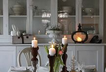 Dining rooms / by Gwendolyn Foster