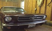 1965 Ford Mustang - $7,000 / Make:  Ford Model:  Mustang Year:  1965   Exterior Color: Maroon Interior Color: Black Vehicle Condition: Very Good   Phone:  216-533-3042   For More Info Visit: http://UnitedCarExchange.com/a1/1965-Ford-Mustang-706169445722