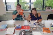 Studenten op bezoek in Oosterhout!