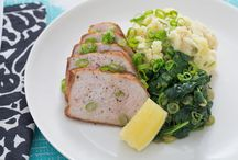 Blue Apron Recipes
