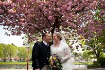 Spring Highland Wedding / 'Our Big Day' Inverness Cathedral & Lochardil House Hotel,  Photography - Lynne Kennedy