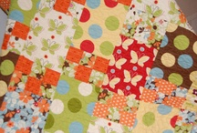 Quilting / by Amy Martinson