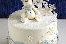 decoración de tortas
