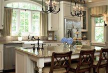 Best for last...KITCHENS! / Kitchen remodel / by Brandi Newton