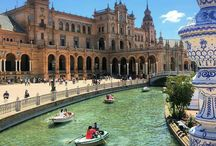 Seville | That's Beautiful / Beautiful, must see places to visit in Seville, Spain.