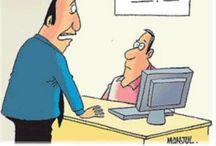 HR Management & Work Humour
