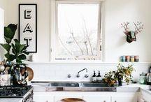 Home Decor / #interior #white #home #inspiration #minimalchic