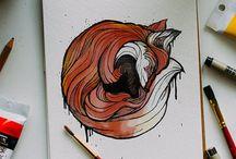 For my fox friend