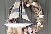 Sea decor for home