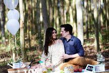 Ensaio de Pre-Wedding/Pre-casamento / Fotos do nosso ensaio de pre-casamento na cidade de Holambra-SP