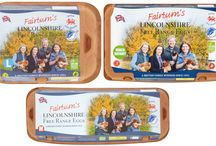 Our brands / At Fairburns we work with many retail partners to sell our own branded eggs or to produce and pack their own label eggs.