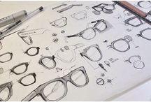 Eyewear sketch