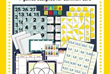 Math lesson ideas / by Kirsten Leadingham