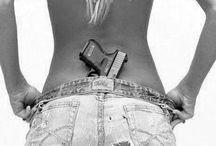 guns and women