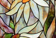 Glas in lood / Glas in lood ramen