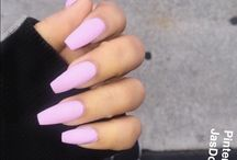 Acrylic Nail Colours