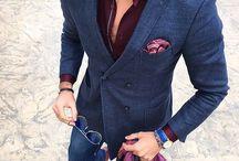 Fashion / Mens' Fashion Area