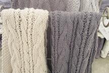 knit/crochet/sew / by Cathy Barby Lewien