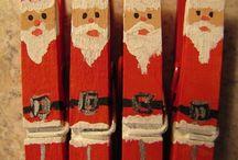 Χριστουγεννιάτικες χειροτεχνίες