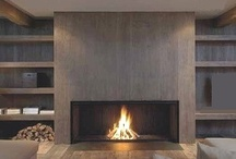 Fireplace / by Melissa Adair