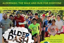 Prepare for a 5k or 10k / Resources to help you prepare for AlderDash 2013!