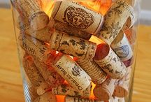 Cork-tastic / by Megan -- FireWifey
