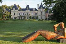 Promenade dans le Parc / Parc du Château des Vaults - Domaine du Closel - Savennières