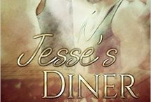 Cardeno C, Jesse's Diner / Gay Romance. Contemporary. Older and Younger MCs