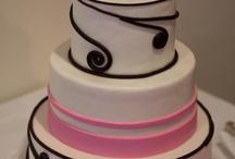 Kiwi wedding cake