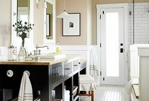 INTERIORS - BATHROOMS
