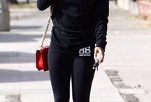 workout / leisure fashion