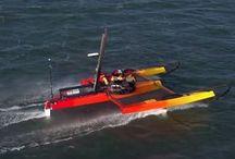 Vidéos nautiques & martimes / c'est sur la mer, et en plus, il y a du mouvement !