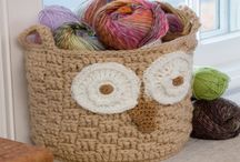 Free Crochet Baskets