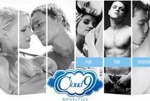 Cloud 9 Novelties Official Logos and Images / Cloud 9 Novelties official logos and images