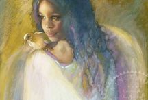 Милые детки / рисунки малышей в картинах художников