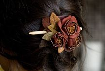 stick barrette ideas