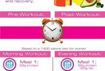 Work Out Nutrition
